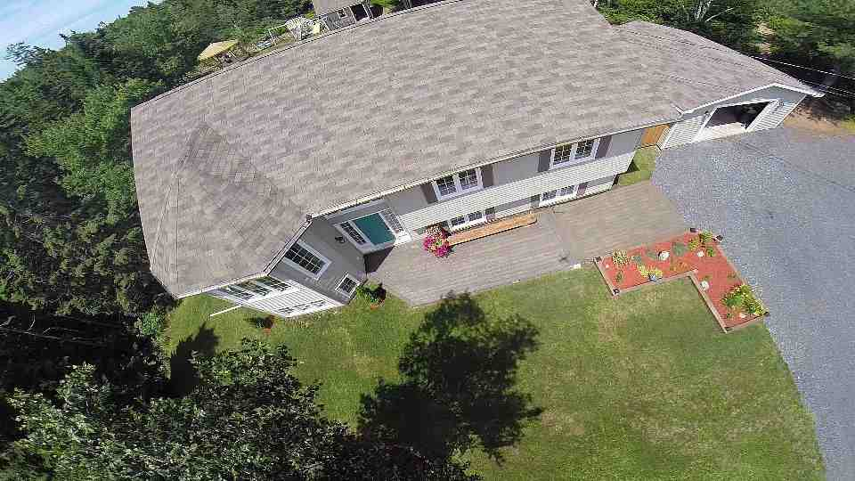 free real estate drone videos