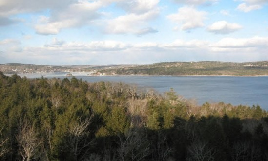 ocean view in Halifax area